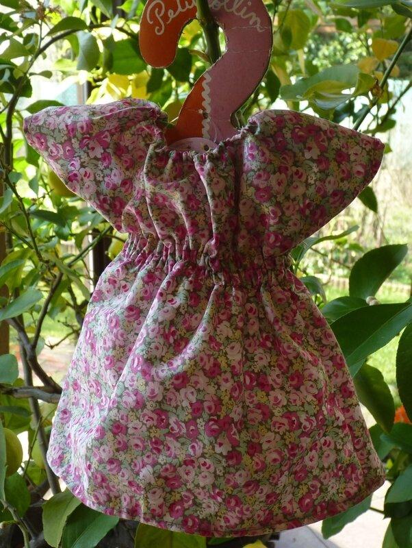 tunic dress with smocking detail (1)