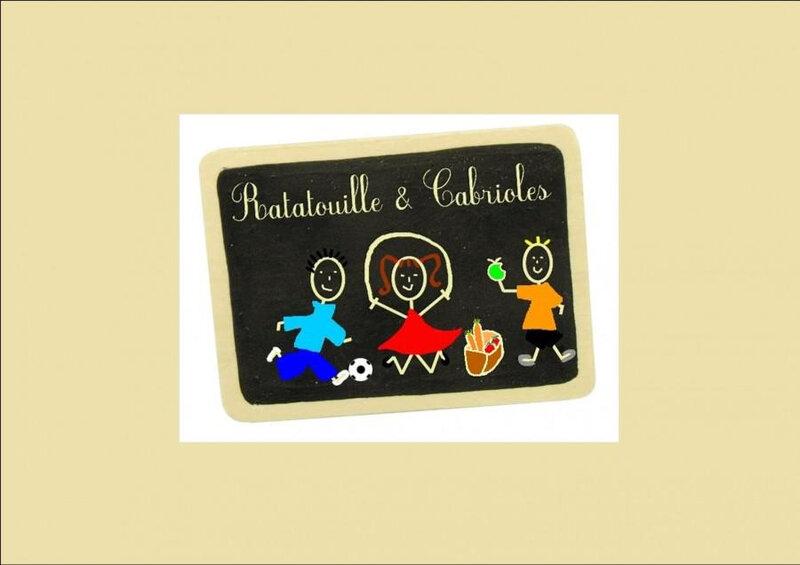 Ratatouille et Cabrioles