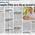 NYONS sans François FILLON