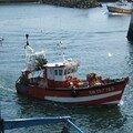 Le Guilvinec arrivée pêcheurs 2