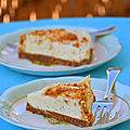 <b>Cheesecake</b> aux speculoos