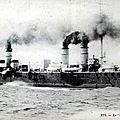 Le cousin - <b>Mata</b> <b>Hari</b> inculpée d'espionnage - Le Croiseur « Kléber saute sur une mine»-