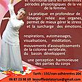 L'ATELIER Qi Gong du 25 NOVEMBRE 2018 à PAMIERS- Ariège- Occitanie-Pyrénées- Méditerranée