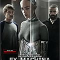[critique] EX-MACHINA ( 6.5 / 10 ) par Christian