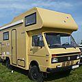 <b>VOLKSWAGEN</b> LT 45 4x4 camping-car