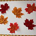 Craft - Peinture aux 4 épices 🍁