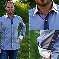 Lalimaya - chemise à manches longues