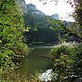 Lac des peiroou