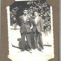 Gerthoffer et Coco Veyrier. Chacun dirigea son entreprise du bâtiment.