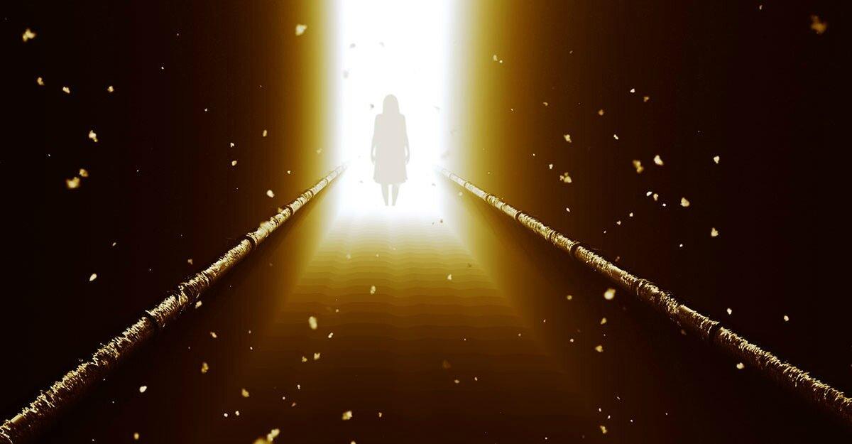"""Scientifiques : """"L'Âme ne périt pas, elle retourne à l'univers. Sa nature mystérieuse et immuable est fascinante..."""