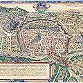 11 décembre 1484 LETTRES DU ROI CHARLES VIII RELATIVES AUX FORTIFICATIONS DES PORTES DE SAINTES