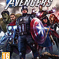 Test de Marvel's <b>Avengers</b> - Jeu Video Giga France