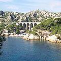 Ligne de la Côte <b>Bleue</b>, ligne d'Aix : le réseau ferroviaire périurbain de Marseille remonte un peu la pente