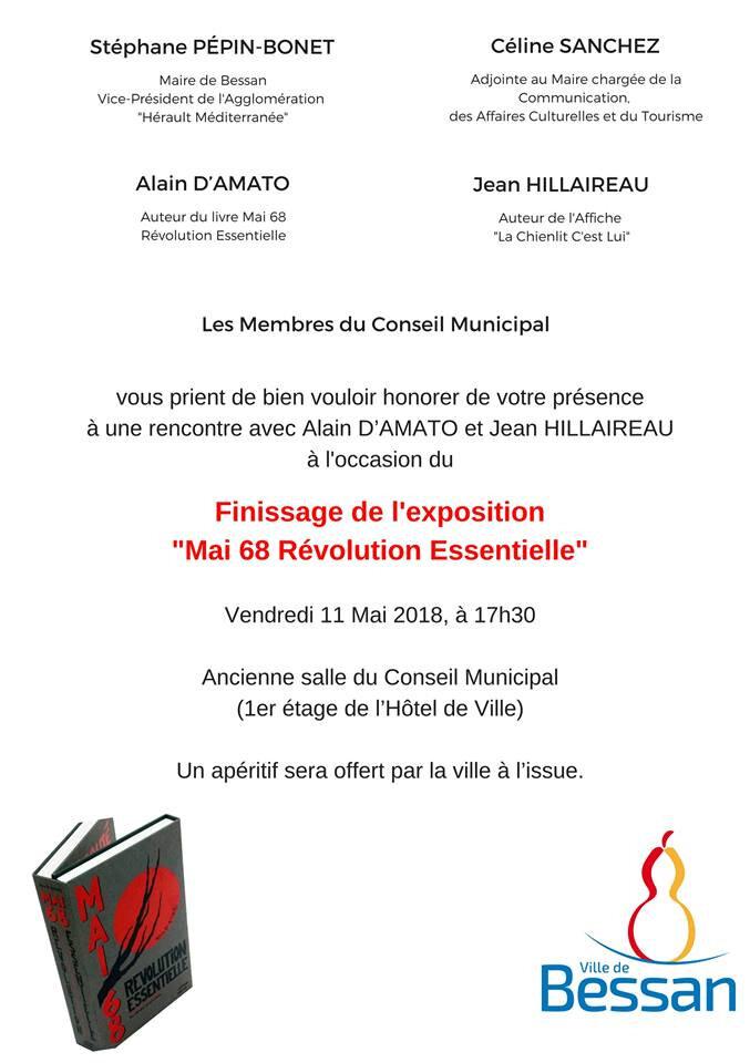 Mai 68 par Alain D'AMATO