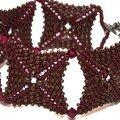 Bracelet astéride