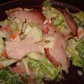 Salade light mais super bonne