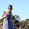 Maud robe longue bapteme M 04
