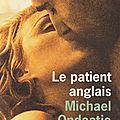 L'homme flambé (le patient anglais) de michael