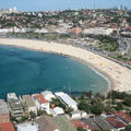 Bondi Beach from the sky