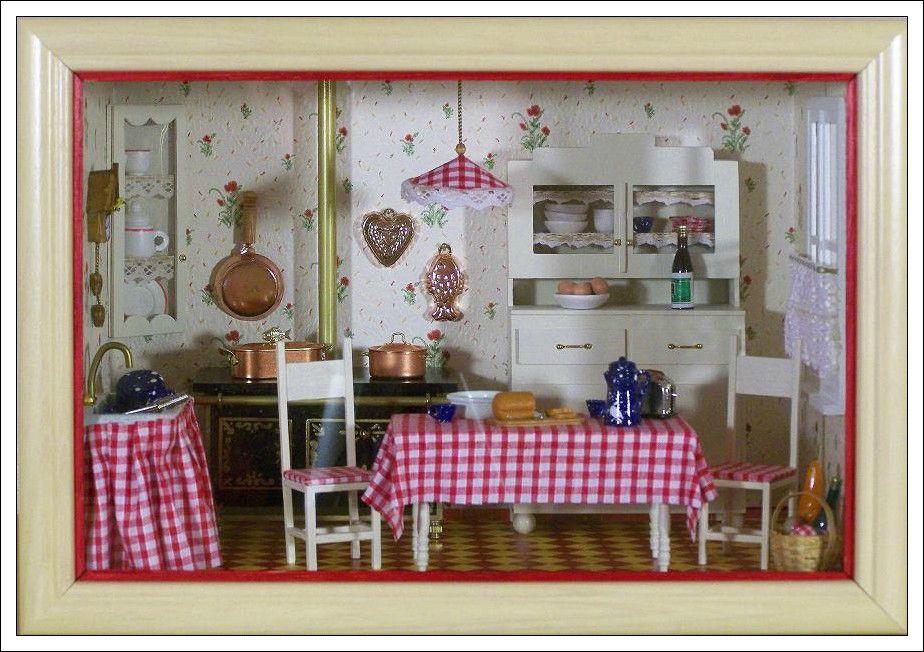 Mini-vitrine Cuisine 1