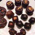 Chocolats miaaammmmm o___o