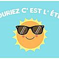 Lundi 21 juin 🌞 🎶 soleil et musique !