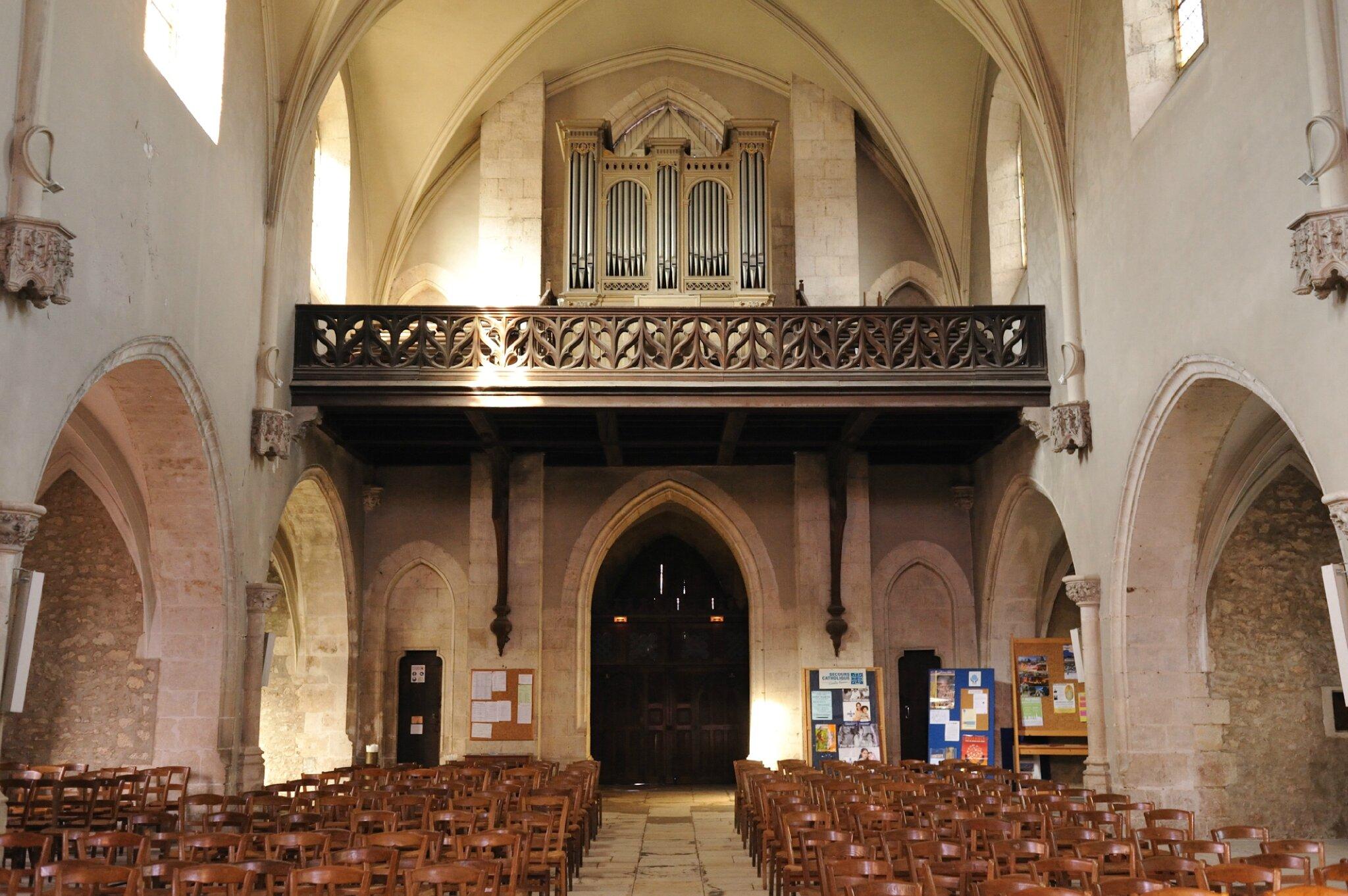 Argenton-sur-Creuse_église_Saint-Sauveur_4