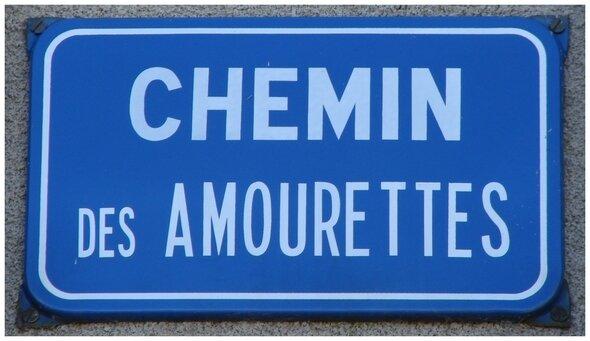 Chemin des Amourettes