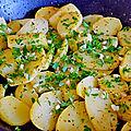 Pomme de terre à la sarladaise selon l'académie du goût