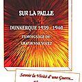 Jeudi 8 août 1940 - Sur la Paille - Dunkerque 1939-1940 - Témoignage de Gratienne Soyez