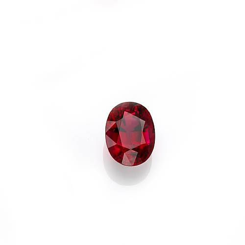 Rich Red Rubellite