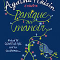 Panique au manoir de m.c. beaton