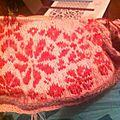 Tricoter des fleurs