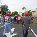 G009 Le 19 juillet : 28 ième anniversaire de la révolution sandiniste