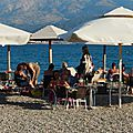 La plage de Navpaktos 020714