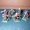 Archers squelettes fenryll