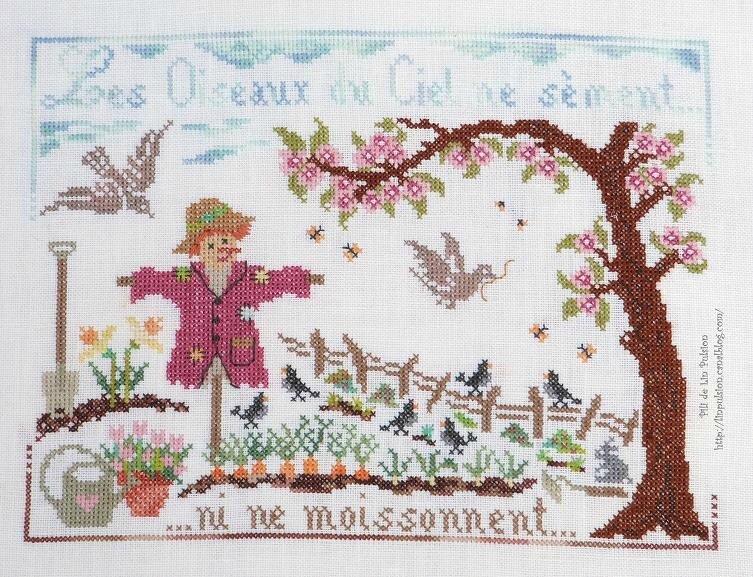 """""""Les Oiseaux du Ciel... Printemps"""""""