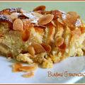 Gâteau aux pommes et aux amandes de mémé juliette