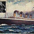 TITANIC: 11 avril