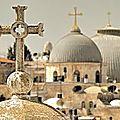 Conflits au Proche-Orient : appel à la prière et à la générosité à l'occasion des célébrations du <b>15</b> <b>août</b>...