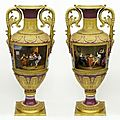 Oil heirs discover old vases are million dollar czarist relics to be sold by the Dallas Auction Gallery