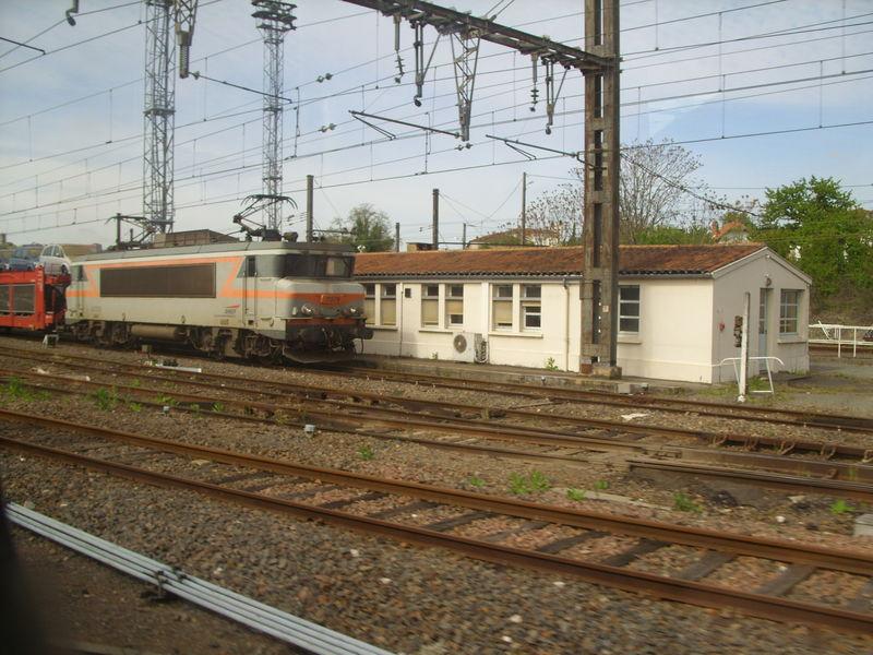 BB 7329 à Angoulême