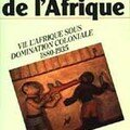 Exposé : la colonisation française en afrique