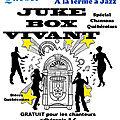 Juke box vivant spécial chansons québécoises