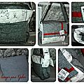 Couture: sac à langer gabin