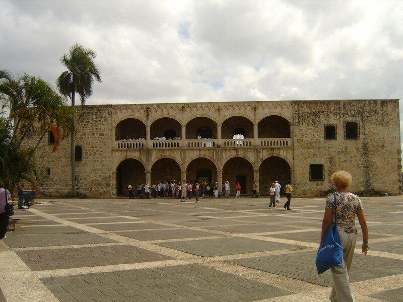 Palais de Christophe Colomb