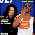 Eddie murphy gets michael jackson to sing on new album to benefit charities - jet, 26 avril 1993