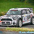 2016 : Rallye de la Montagne Noire