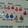 Collection pois
