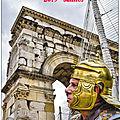 Les 2000 ans de L'Arc de <b>Germanicus</b> à Saintes et de l'amphithéâtre des Trois Gaules à Lyon